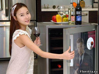 холодильник для вина фото